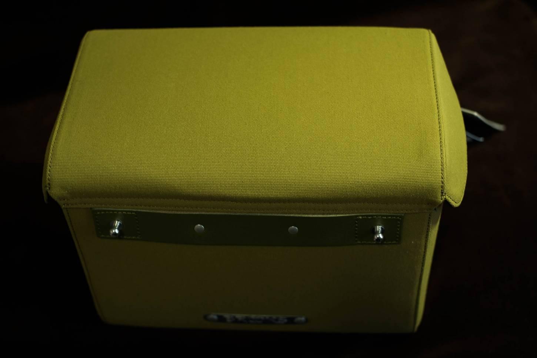 Bolsa de manillar de Brooks Bolsa de manillar de la Isla de Skye Bolsa de hombro Bolsa de equipaje