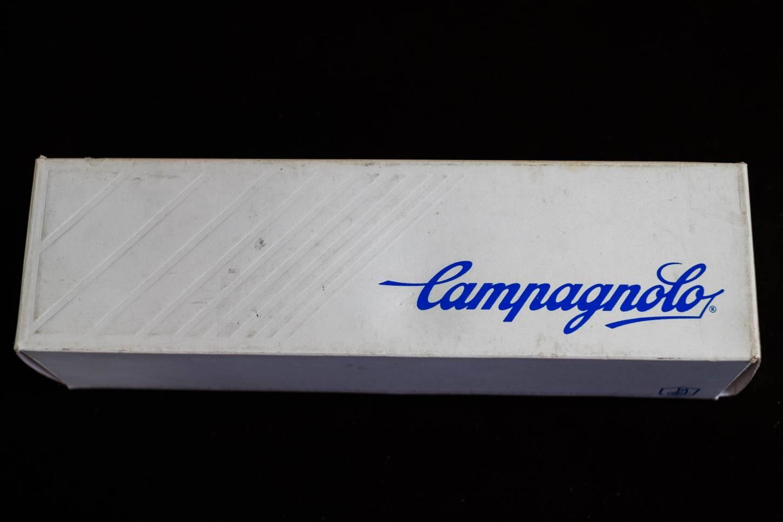 NOS Campagnolo Triomphe Sattelstütze 26,4 mm Victory Aluminium Vintage Rennrad 1980's