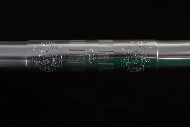 Nitto, B 136, Lenker, 26,0 mm, Klemmung, 440, 420 mm, Breite, Randonneur