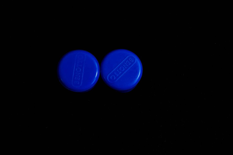 NOS Benotto Bar End Plugs Lenkerstopfen 2 Stück Kunststoff verschiedene Farben
