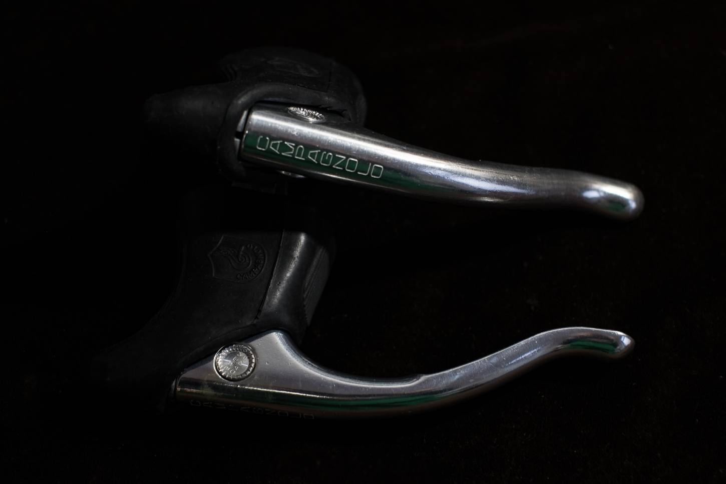 NOS Campagnolo 1040/1A Nuovo Gran Sport Brake Levers Bremshebel