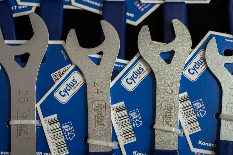 Cyclus Tools, Konusschlüssel, 12, 13, 14, 15, 16, 18, 19, 22, 24, 28 mm, Fahrrad Schlüssel,