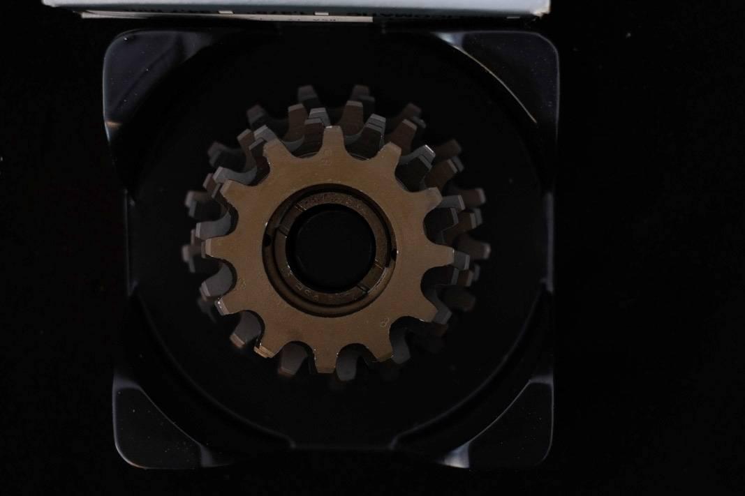 """6 compartment NOS Maillard Super 700 Plus Dural screw ring """"Freewheel"""
