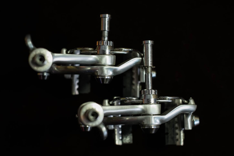 Shimano Dura Ace EX Bremsen Set BR-7200 Brake Set Vintage Rennrad