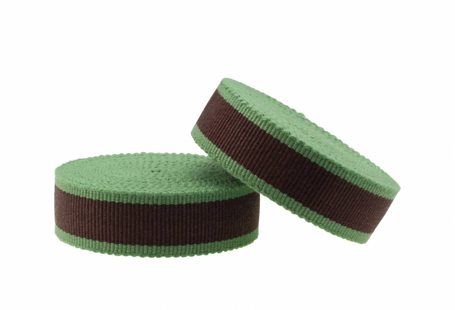 Samurai Bar Tape Lenkerband in grün-braun 100% Cotton Made in Japan Top Quality Unique