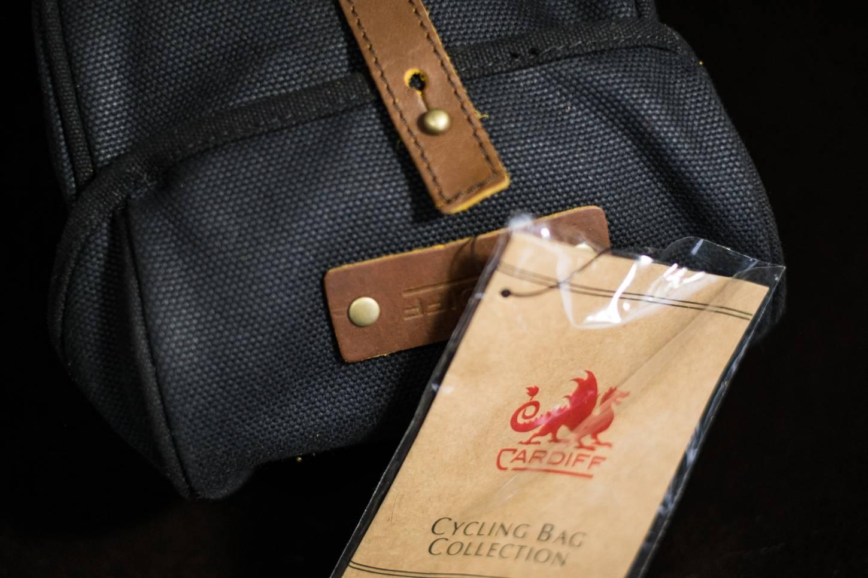 CARDIFF Whitson Seat Bag Satteltasche