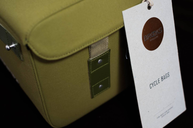 Brooks Lenkertasche Isle of Skye Handlebar Bag Schulter Tasche Gepäcktasche