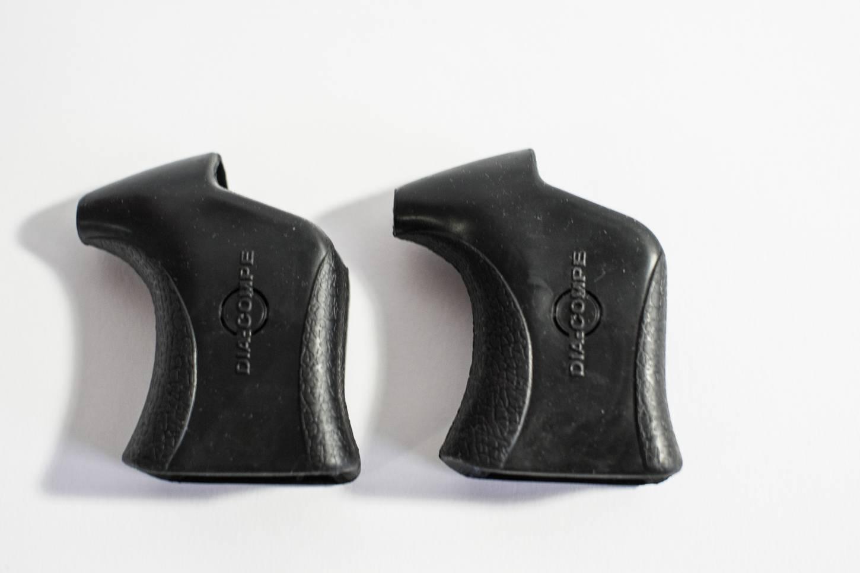 Dia-Compe DC165 Griffgummis Brake Lever Hoods Bremshebel Retro Style