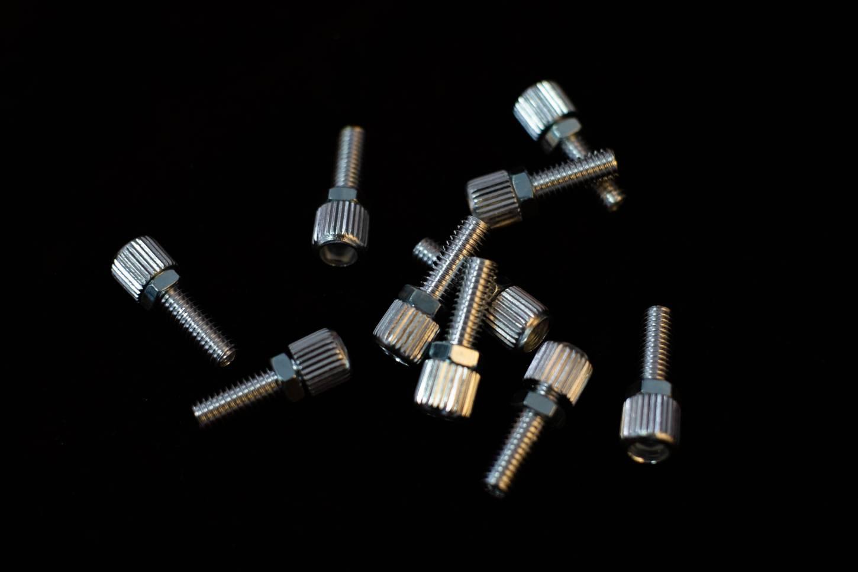 Jagwire Bremszug Gegenhalter Einstellschraube 6 mm