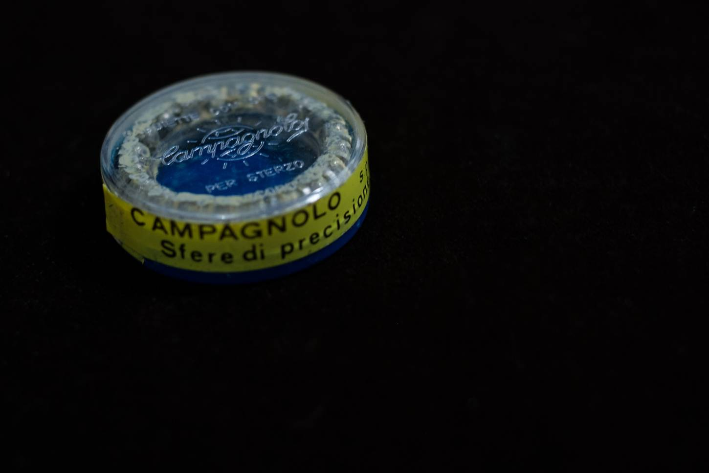 NOS Campagnolo Nuovo / Super Record Headset Bearings Kugellager Ringe