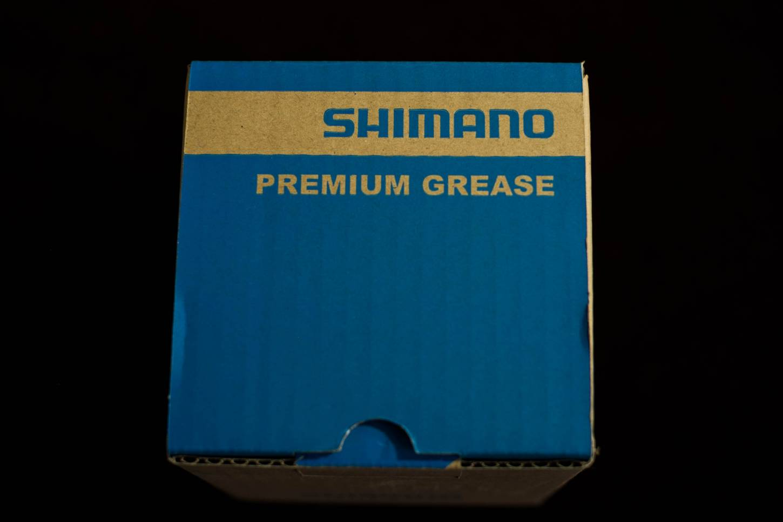 Shimano, Lagerfett, Dura Ace, Spezial Fett, 500 Gramm, Dose, Premium Grease,
