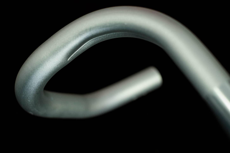 Rennlenker Zoom Bügel Rennrad Lenker silber 25,4mm Klemmung Vintage, Retro