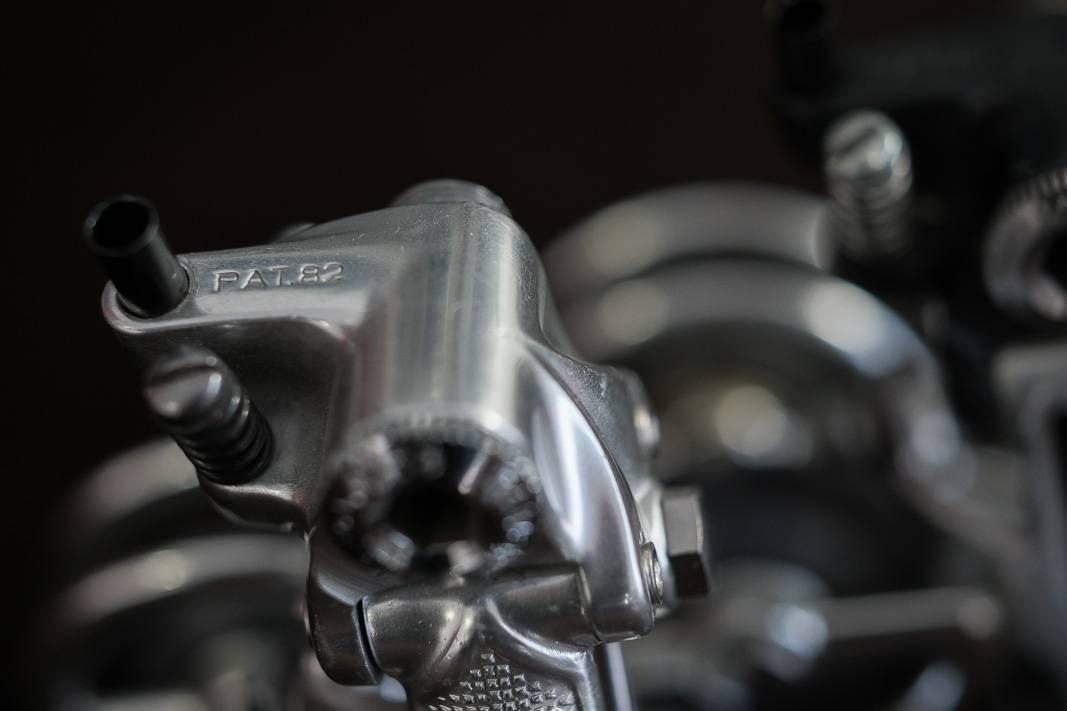 4x Stück Jagwire 4 mm *Aluminium* Endkappen für Campagnolo Nuovo Schaltwerke