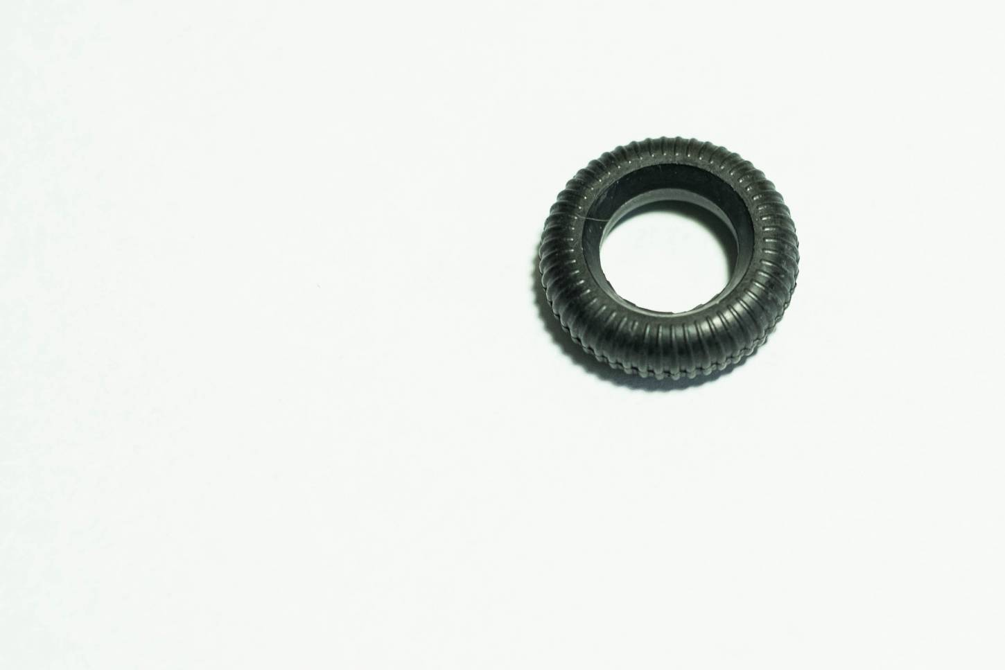 1x rubber wheel For Tung Lin dynamo and Basil northern lights dynamo