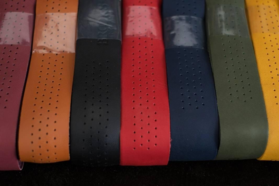 Brooks Lenkerband Leather Bar Tape in allen Farben