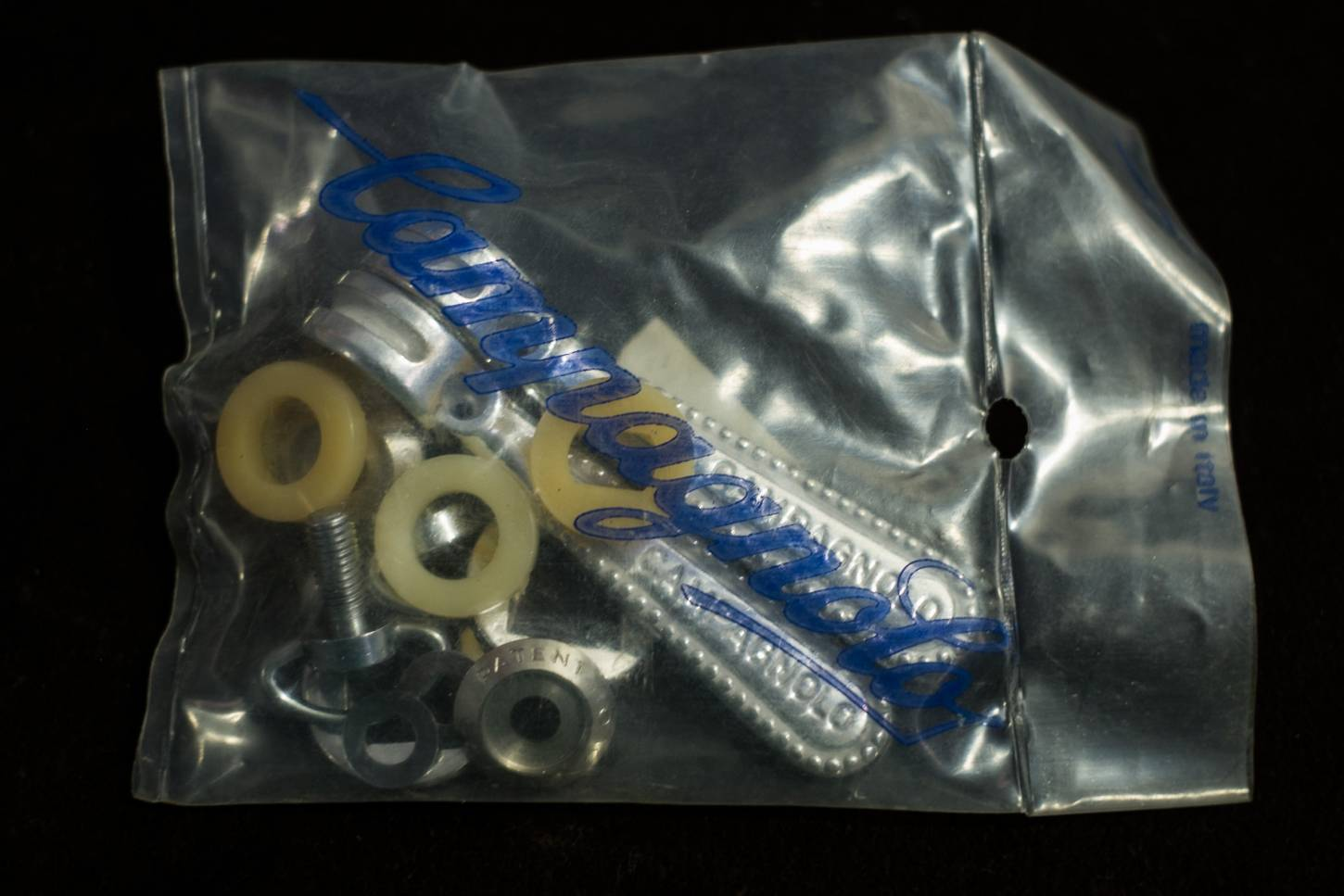 NOS Campagnolo Nuovo Record Shifters Down Tube Schalthebel