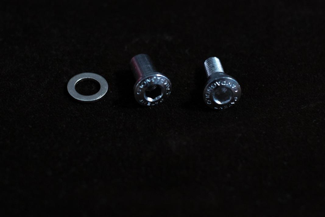 NOS Campagnolo Sattelklemmbolzen Klemmbolzen Vintage Seat Pin Binder Bolt