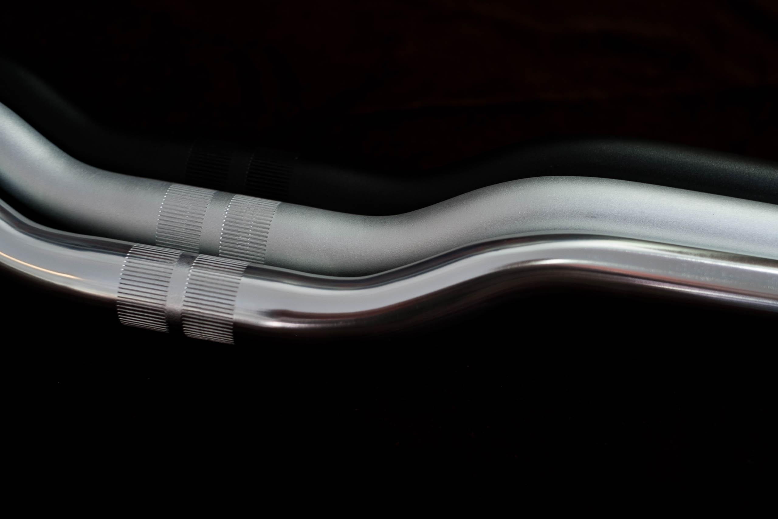 zkm 25,4 mm 60 cm gerade Riser Bar Mountainbike Fahrrad Aluminiumlegierung Lenker Schwarz