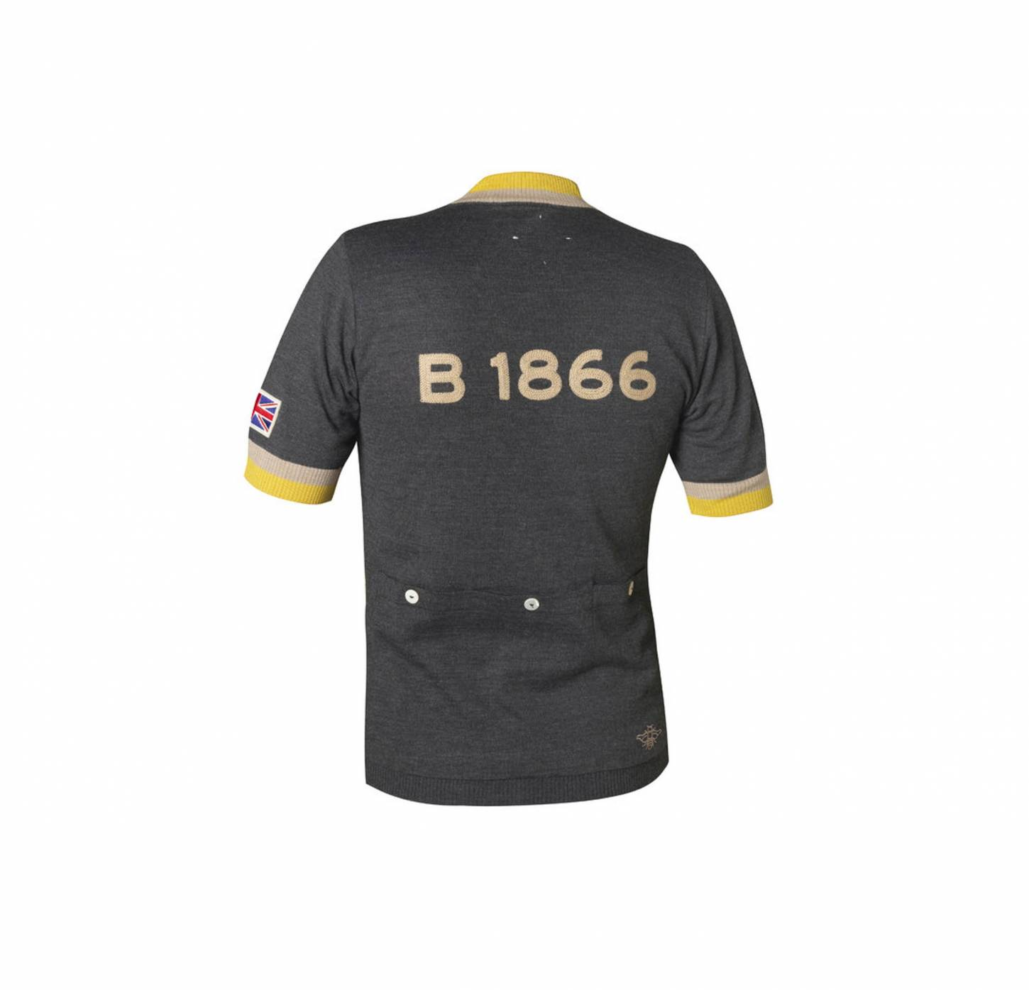 Brooks Trikot L 'Eroica 2015 Cycling Jersey B1866 Rennrad Trikot Team Brooks
