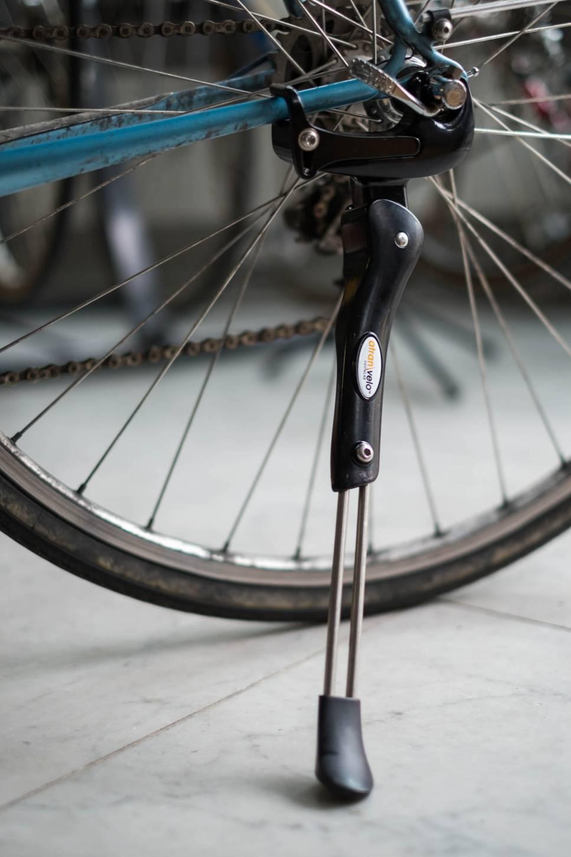 """Atran Velo Seitenständer Stylo Rear Fahrradständer Hinterbauständer 24 - 28"""""""