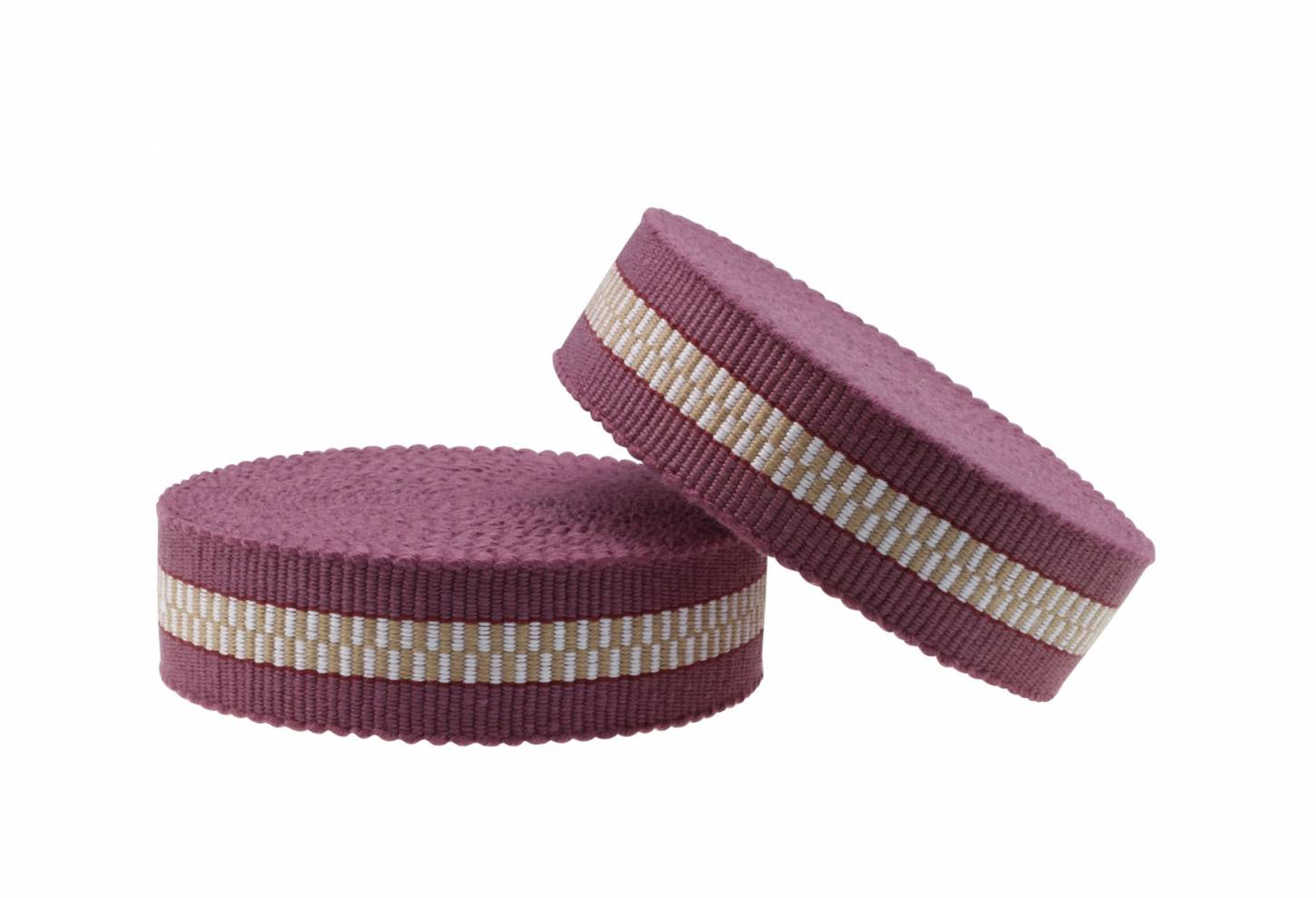 Samurai Bar Tape Lenkerband in dark pink-gold 100% Cotton Made in Japan Top Quality Unique