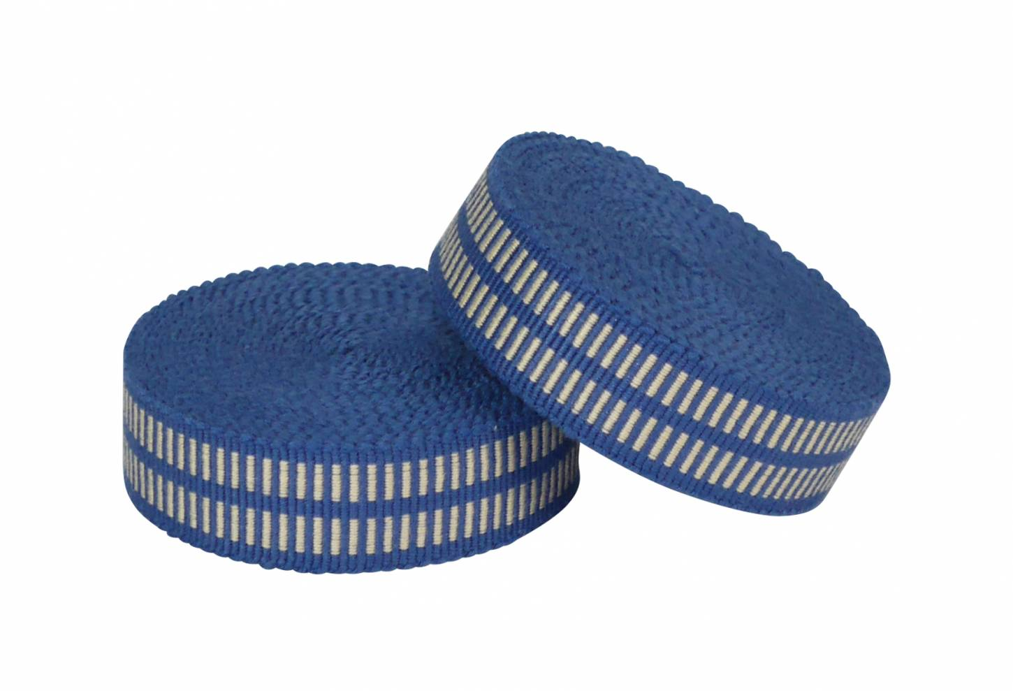 Samurai Bar Tape Lenkerband in blau/beige 100% Cotton Made in Japan Top Quality Unique