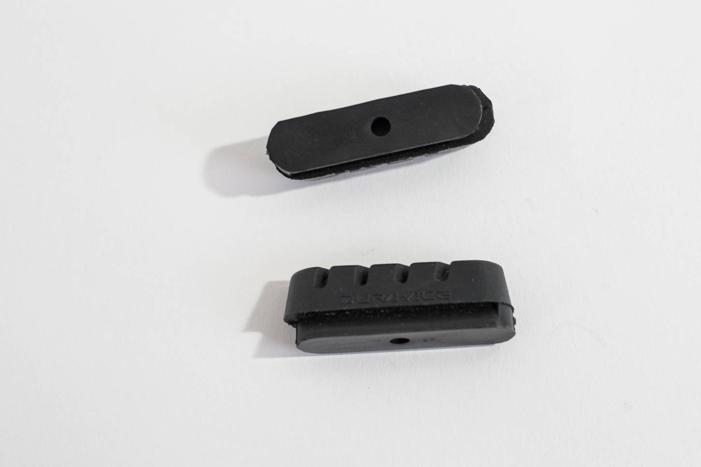Shimano Dura - Ace 7400 pastiglie freno nero