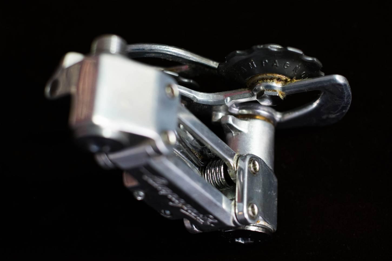 NOS Campagnolo 990 rear derailleur 6-speed Short Cage Vintage road bike