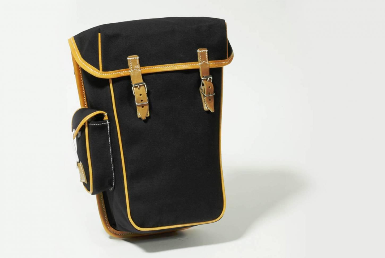 Gilles Berthoud 1488 Gepäckträgertaschen Gepäcktaschen FR + RR Pannier Bags