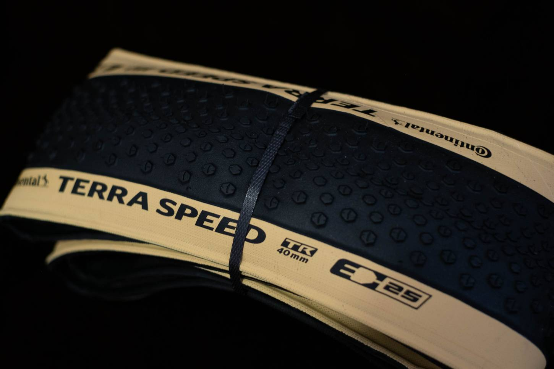 Continetal Terra Speed schwarz/cream skin faltbar in 35 oder 40C
